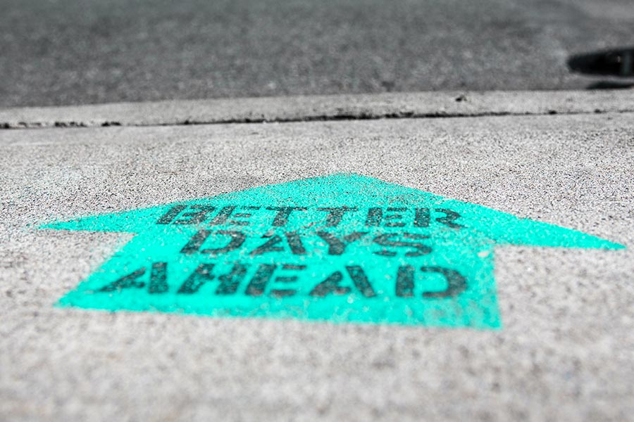 look ahead